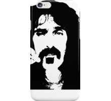 Frank Zappa T-Shirt iPhone Case/Skin
