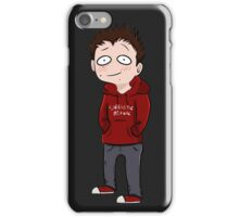 I'm 147 Pounds Of Pale Skin And Fragile Bone... iPhone Case/Skin