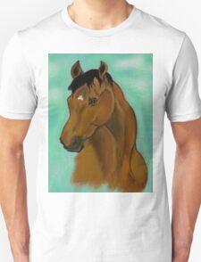 Bay Mare Unisex T-Shirt
