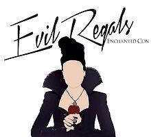 Evil Regals by EnchantedCon