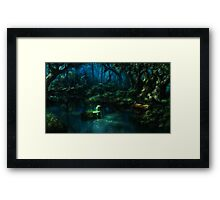 Night of Memories Framed Print