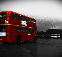 Abandoned Bus by Jascanity