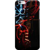 Lightwriting - Guitar iPhone Case/Skin