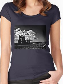 Whitby  Women's Fitted Scoop T-Shirt