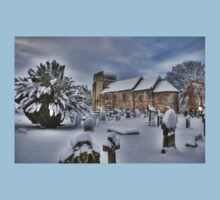 St Cuthbert's in the Snow Kids Clothes