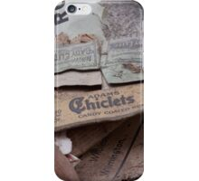 Chiclets iPhone Case/Skin