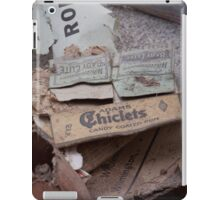 Chiclets iPad Case/Skin