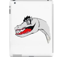 The Second Dragon's head iPad Case/Skin