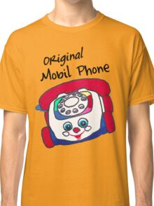 Original Mobil Phone Classic T-Shirt