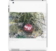 A Potter's Garden (No.8) iPad Case/Skin