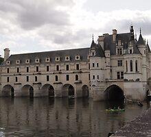 Château de Chenonceau by Drexler3