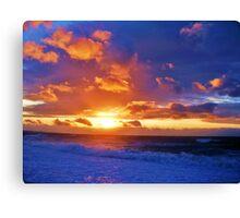 Skyscape Seascape Canvas Print