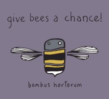 Give bees a chance! Kids Clothes