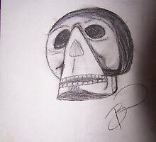 Crystal Skull by bonnierocks