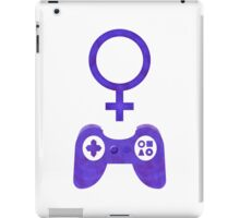 women game iPad Case/Skin