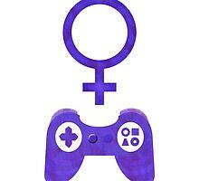 women game by jenterpixels