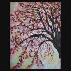 Cherry Tree by George Hunter