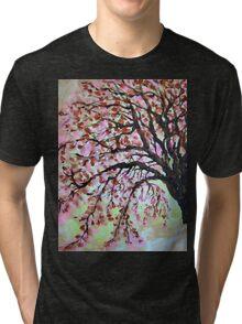 Cherry Tree Tri-blend T-Shirt
