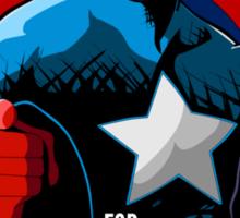 Captain America - Civil War  Sticker