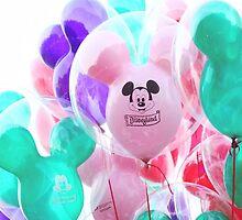 Main Street Balloons by tangledinmagic