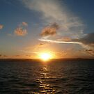 Australian Sunset by SeanDalby