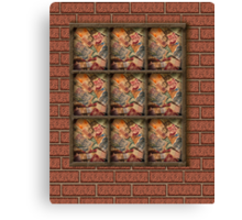 Window of Opportunity Canvas Print