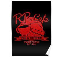 RR Cafe Poster
