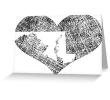 Maryland ♥ Greeting Card