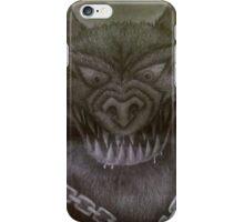 Monster iPhone Case/Skin