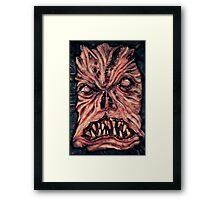 Necronomicon ex mortis 2 Framed Print