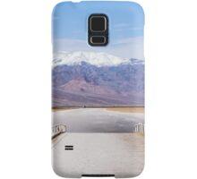 Salt Walkway at Badwater Basin - Death Valley Samsung Galaxy Case/Skin