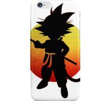Kid Goku iPhone Case/Skin