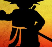 Kid Goku Sticker