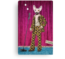 Animal Collection -- Boogie Nights Canvas Print