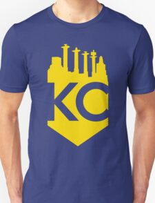 KC Skyline Crown T-Shirt