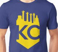 KC Skyline Crown Unisex T-Shirt