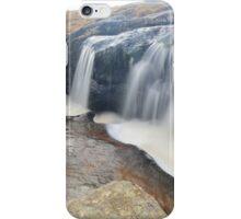 Dartmoor: East Dart Falls iPhone Case/Skin