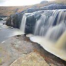 Dartmoor: East Dart Falls by Rob Parsons