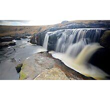 Dartmoor: East Dart Falls Photographic Print