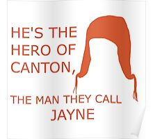 Hero of Canton Poster