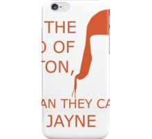 Hero of Canton iPhone Case/Skin