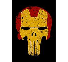 Iron Punisher Photographic Print