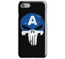 Captain Punisher iPhone Case/Skin
