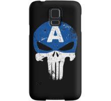 Captain Punisher Samsung Galaxy Case/Skin