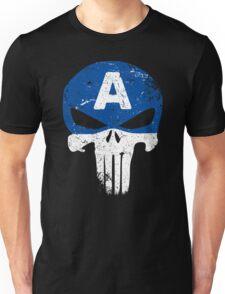 Captain Punisher Unisex T-Shirt