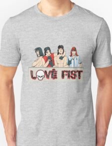 Love Fist Strikes Again! T-Shirt