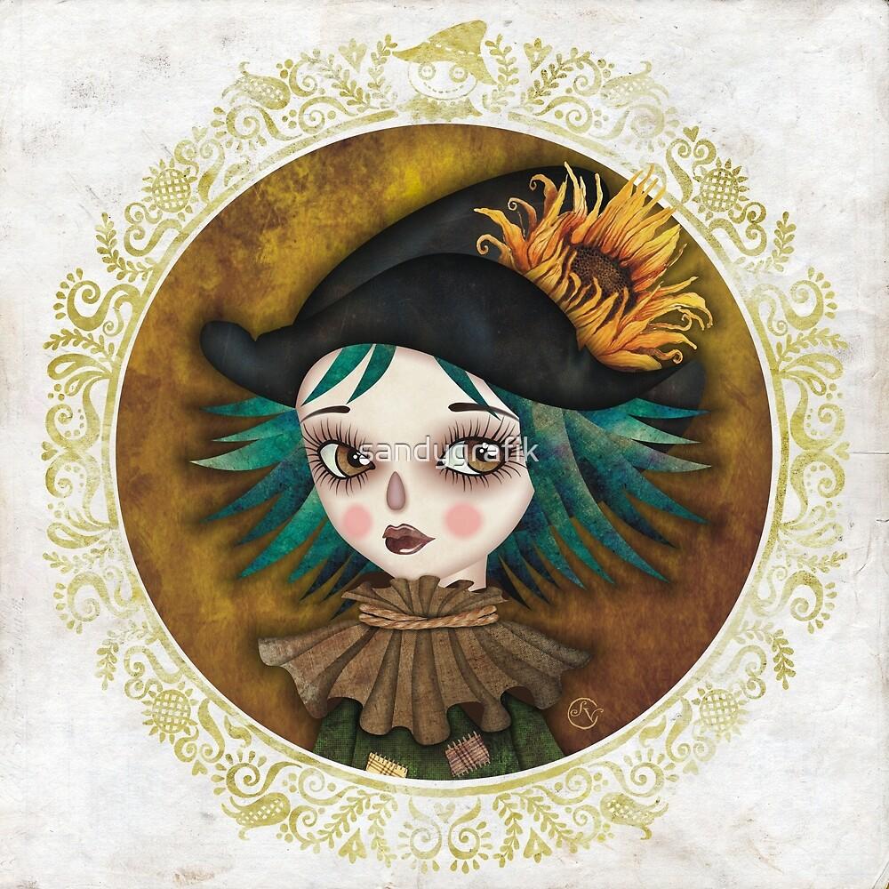 Scarecrow by sandygrafik
