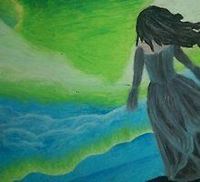 Girl Waiting For Something by bribri178