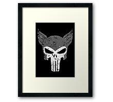 Asgard Punisher Framed Print