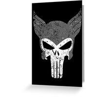 Asgard Punisher Greeting Card